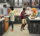 The Sims 4: Cool Kitchen Stuff