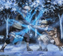 Finally a clash! Jōnin vs. Genin!! Indiscriminate Grand Melee Tournament Meeting!!