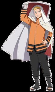 Naruto epilogue