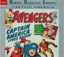 Marvel Milestone Edition: Avengers Vol 1 4