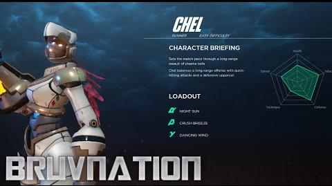 Chel - Moves