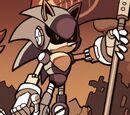 Mecha Sonic (Robian)
