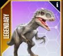 Jurassic World: The Game Hybrids