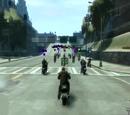 Biker Race