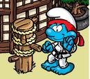 Karate Smurf