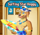 Surfing Star Doggy