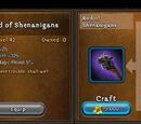 Rod of Shenanigans