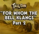 TaleSpin title cards