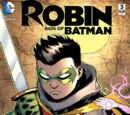 Robin: Son of Batman Vol 1 3