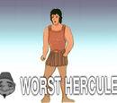 Worst Hercules