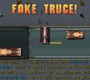 Fake Truce!