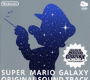 Super Mario Galaxy Original Soundtrack Platinum Version