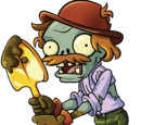 Gräber-Zombie