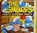 Smurfs: Lazy's Slumber Party (UK VHS release)