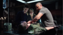 Three Ghosts - Barry, Felicity y Diggle intentan salvar a Oliver.png