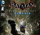 Batman: Arkham Knight – Genesis