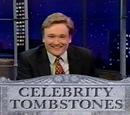 Celebrity Tombstones