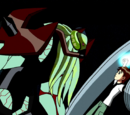 Vilgax's Hunt for the Omnitrix Arc