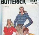 Butterick 3647 A