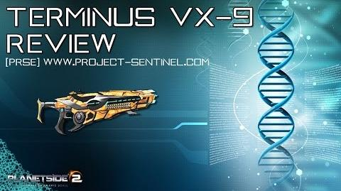 Terminux VX-9 - The Titan Review Planetside 2