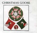 Country Appliques Goose Collection & Christmas Goose