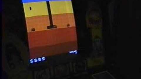 Dig Dug new World Record Kill Screen