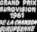 Eurovisión 1961