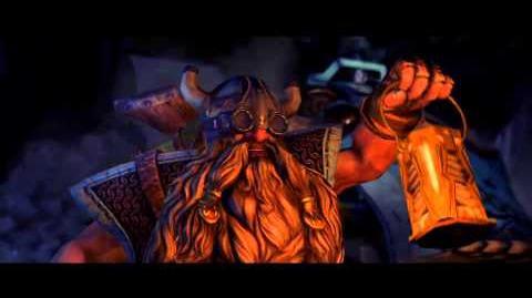 CuBaN VeRcEttI/Las batallas subterráneas y los enanos en un nuevo vídeo de Total War: Warhammer