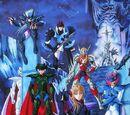 Guerreiros Deuses de Asgard
