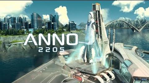 Anno 2205 - Gamescom Rückblick Trailer AUT