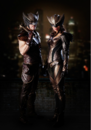 Hawkman and Hawkgirl - First look.png