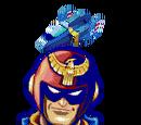Blue Falcon/Chaos Team's version
