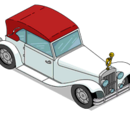 Mafia Car