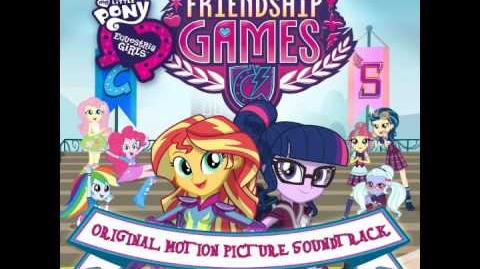 My Little Pony Equestria Girls Friendship Games OST ~ 07 What More Is Out There?