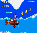 Sky Chase Zone (Sonic the Hedgehog Pocket Adventure)