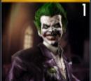 The Joker/Arkham Origins