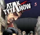 Atak Tytanów (tom 5)