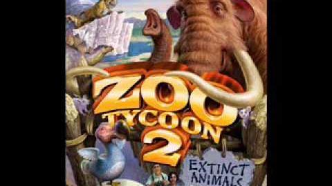 Zoo Tycoon 2 - Extinct Animals Theme