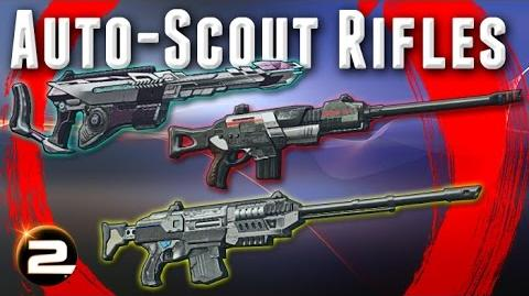 SOAS-20 (Auto-scout rifles) review by Wrel (2015.09.25)