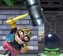 Event: Wrecking Mario
