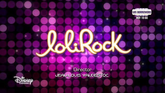 LoliRock 1x16 - Camp Princess (ENGLISH)