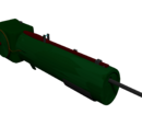 Drax Harpoon Launcher
