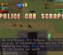 Police Car Scrap!