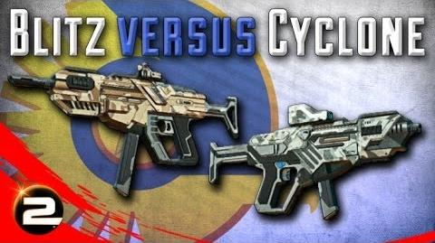 AF-4 Cyclone (and Blitz GD-10) review by Wrel (2014.02.08)