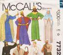 McCall's 7732 A
