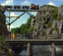 The Old Wooden Bridge