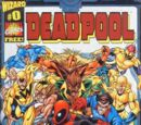 Deadpool Vol 1 0