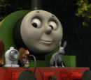 Percy's New Friends