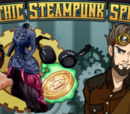 Gothic Steampunk Gifting Spree