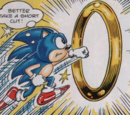 Giant Ring (Sonic the Comic)